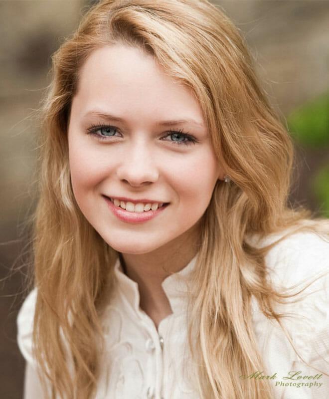 Casual HS Senior Portrait by Bethesda Headshots