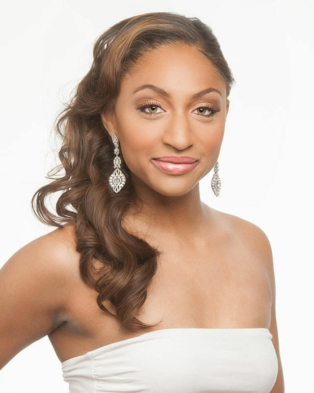 Miss Maryland Pageant Portraits | Ellise